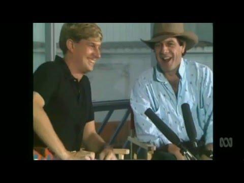 Countdown (Australia)- Molly Meldrum Interviews Greedy Smith- December 14, 1986