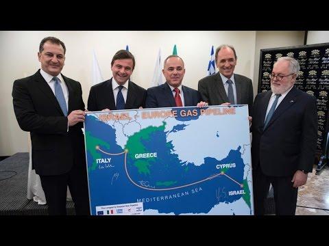 Израиль проложит газопровод по дну Средиземного моря (новости)