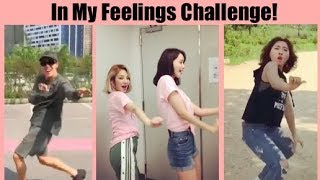 KPOP Idols In My Feelings/Keke Challenge Compilation