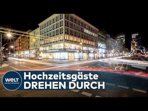 VERKEHRSGEFÄHRDUNG: Nach Driftfahrt In Berlin – Ein Fahrer Stellt Sich Der Polizei