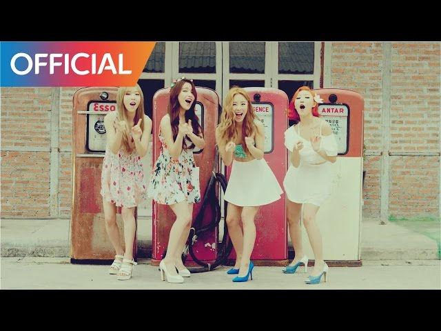 마마무 (MAMAMOO) - 넌 is 뭔들 (You're the best) MV