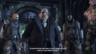 Gameplay - Batman: Arkham City (DX11) (1080p) HD!!