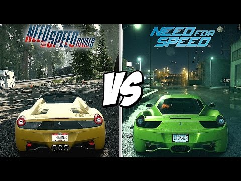 need for speed rivals vs need for speed 2015. Black Bedroom Furniture Sets. Home Design Ideas