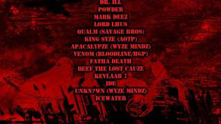 Grindhouse Gang Presents: Militia of Emcees (Album Sampler) Drops March 22 2011