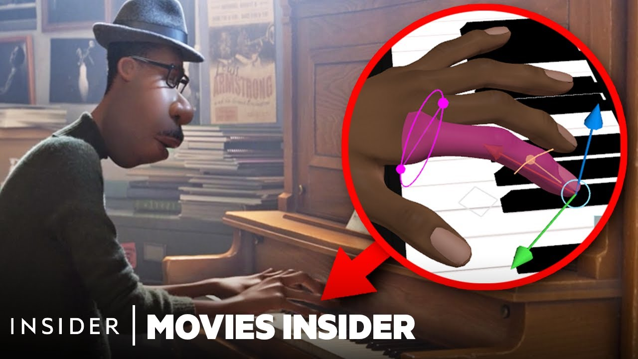 Download How Pixar's Movement Animation Became So Realistic | Movies Insider