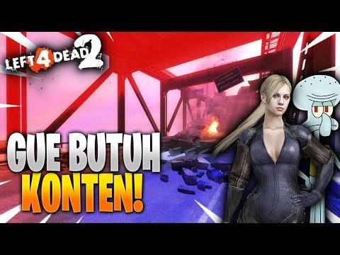GUE BUTUH KONTEN! - Left 4 Dead 2 Indonesia