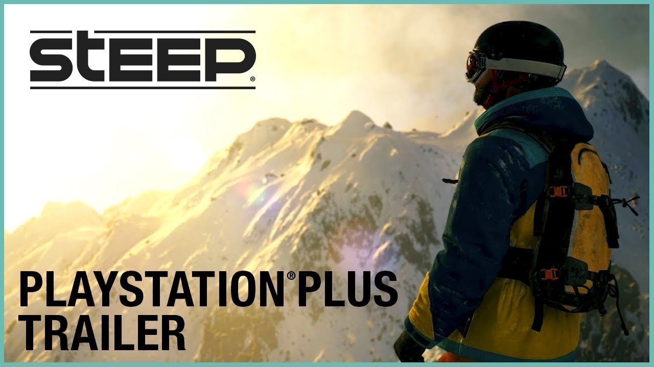 Steep Free For PlayStation Plus Subscribers During the Month of