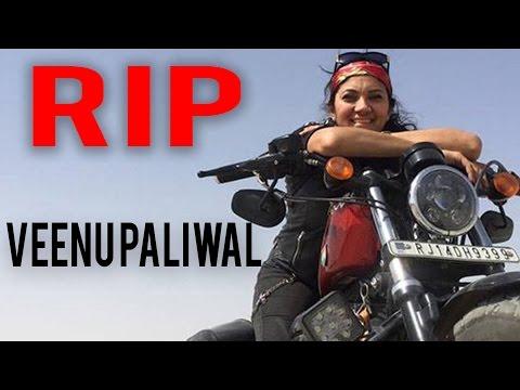 Rest in Peace: Veenu Paliwal, India
