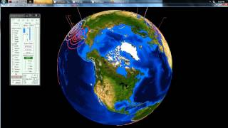 4/20/2012 -- 6.1 magnitude in Sumatra -- large Pacific ring earthquake swarm continues