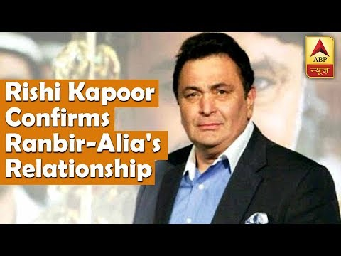 Rishi Kapoor finally opens up on Ranbir-Alia`s relationship