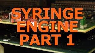 Home Machine Shop Project: Syringe Engine Part 1