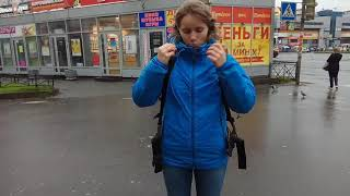 Стриптиз от коренной Петербурженки:)