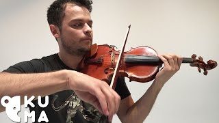 Looping Violin + Beatbox | The White Stripes - Seven Nation Army Cover (One Shot)