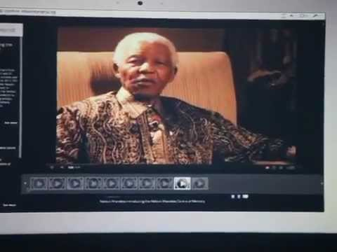 Nelson Mandela Digital Archive online thanks to Google - South Africa
