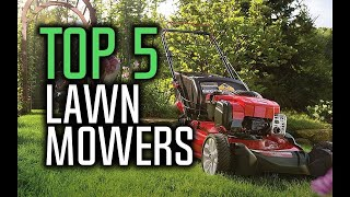 Best Lawn Mowers in 2018 - Which Is The Best Lawn Mower? | 10BestOnes