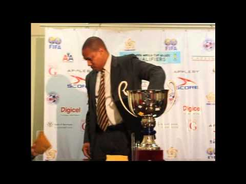 BFA Shield and Friendship Semi-Final Draw Bermuda December 20 2011