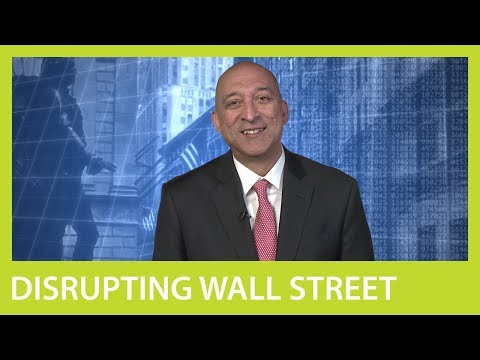 Disrupting Wall Street - Fitch Solutions