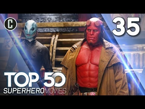 Top 50 Superhero Movies: Hellboy II: The Golden Army - #35