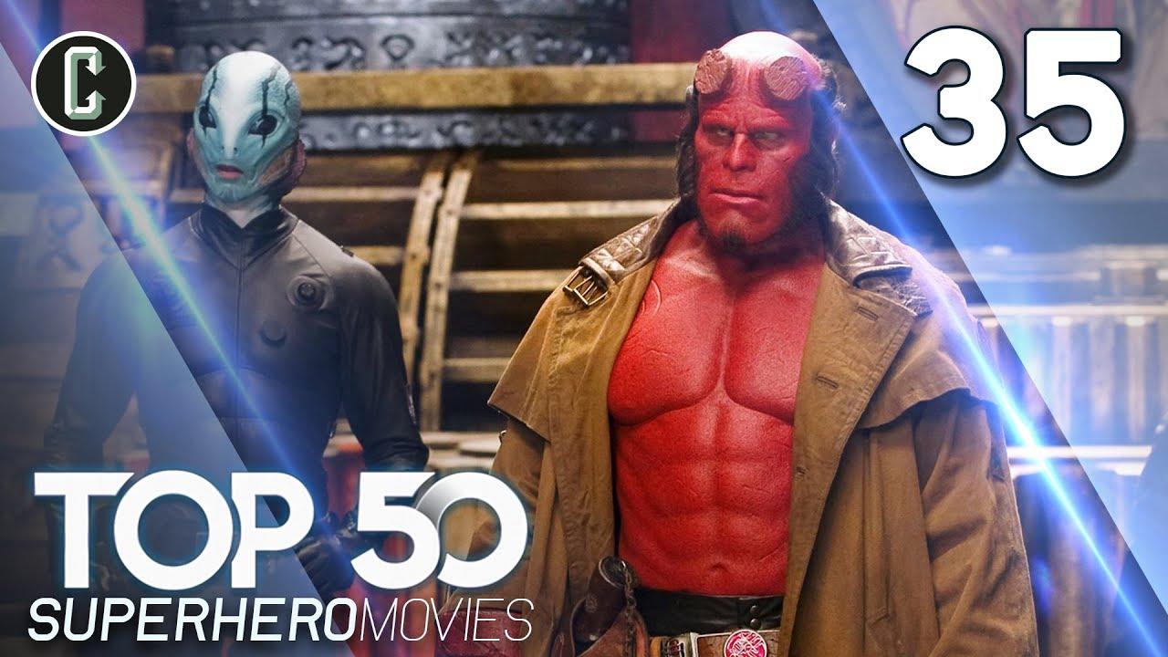 Top 50 Superhero Movies: Hellboy II: The Golden Army