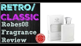 Silver Mountain Water by Creed Fragrance Review (1995) | Retro Series