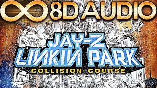 Jay-Z & Linkin Park - Numb / Encore 🔊8D AUDIO🔊 (Multi-directional)