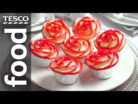 How to Make Two Tone Icing | Tesco Food
