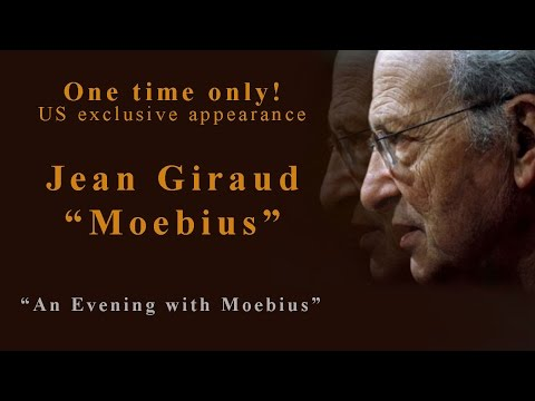 "An evening with ""Moebius"" A CTN exclusive special event (2010)"