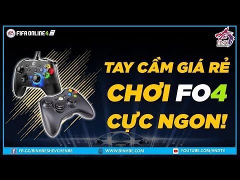 Bình Be   Tay cầm giá rẻ nào chơi FIFA Online 4 tốt - tập chơi tay cầm nên mua loại nào
