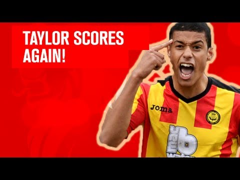 Prolific Lyle Taylor fires Thistle towards victory