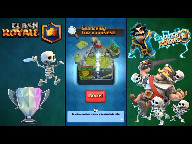 The CHEAPEST deck to get a 3 TOWER Win!!!