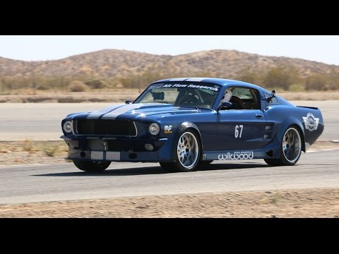 2016 V8Builds Track Day TCI Engineering Mustang Streets of Willow