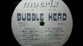 Crispin J Glover-Bubble Head EP-Heartbreaker (Deep Strip)-Matrix 1993