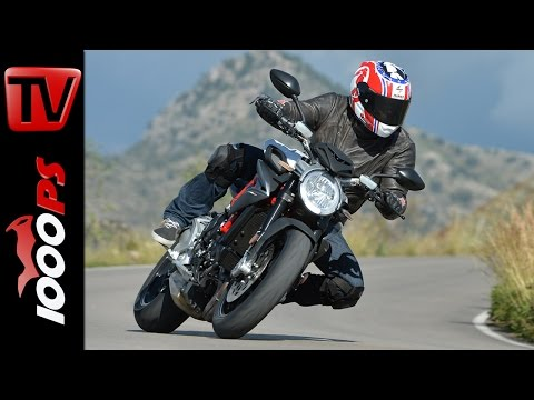 MV Agusta Brutale 800 Review 2016 | Conclusion, onboard, riding impressions