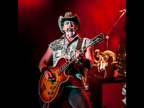 Ted Nugent - Fred Bear (acoustic)