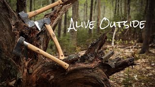 Lightweight Bushcraft Axes: Which one is right for you?