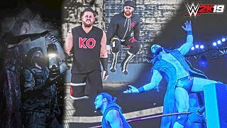 WWE 2K19 Patch 1.03 NEW Entrances: The Show (McIntyre/Ziggler), Deleters of Worlds & Sami/KO - PC