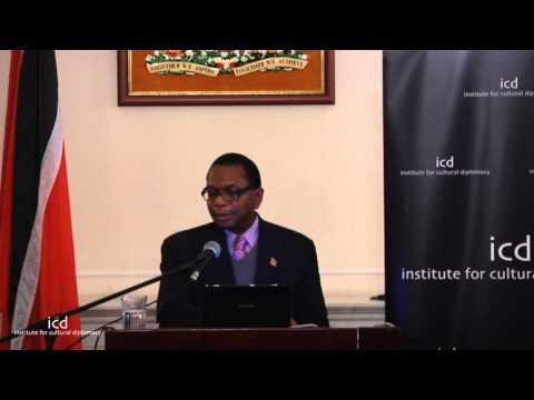 H.E. Tedwin Herbert (High Commissioner for the Republic of Trinidad & Tobago to the United Kingdom)