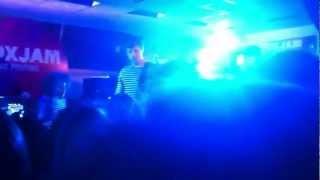 Graham coxon live @ oxjam festival spectacular