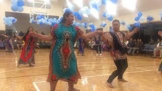 princess ward ysa- african dance