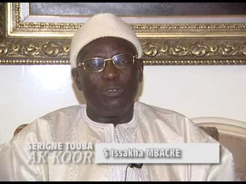 Serigne Touba Ak Koor - Serigne issakha Mbacké - Touba TV