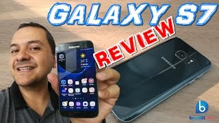 Galaxy S7 - Smartphone Top com preço em queda! Review (Análise em Português)