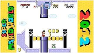 Gua Nasib Bagus  | Super Mario World Hack
