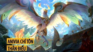 Trang Phục Anivia Chí Tôn Thần Điểu ( Divine Phoenix Anivia )