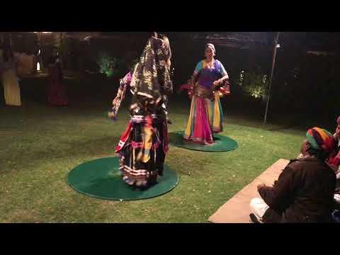 A trip to Jodhpur- Ghoomar(A traditional folk dance of Rajasthan)
