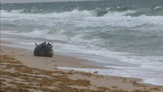 Naval mine found on Lauderdale-by-the-Sea beach