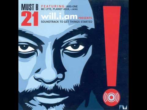 will.i.am - Nah Mean (feat. Phife)