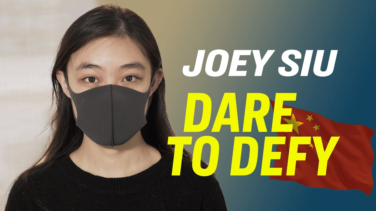 Communist China Threatens Not Just Hong Kong, But All Free Nations—20-Yr-Old Activist Joey Siu - Ame