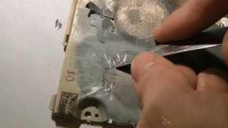 Тест адгезии гальванического цинка ZZZ Цинкор-Авто(Тестирование покрытия гальваническим цинком, наносимого ZZZ Цинкор-Авто. На пробном образце переборщил..., 2013-12-11T19:07:29.000Z)