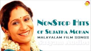 Nonstop Hits of Sujatha Mohan   Malayalam Film Songs