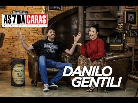As 7 da CARAS - Danilo Gentilli